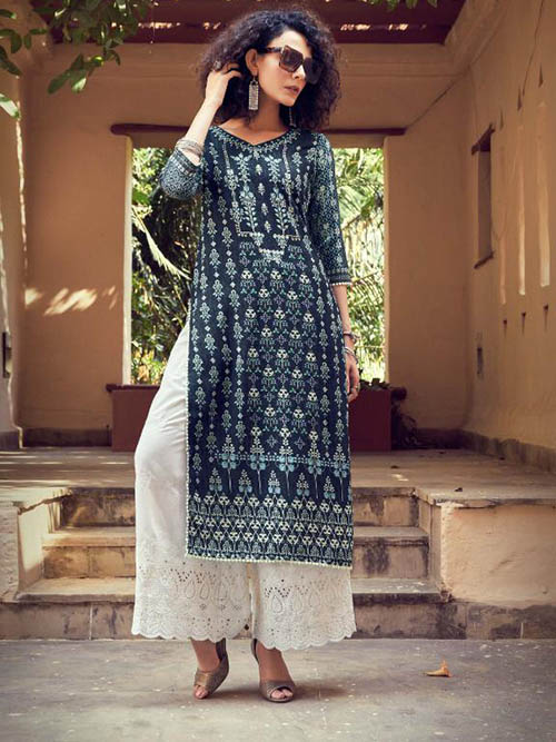 DESIGNER INDIAN SALWAR KAMEEZ - BT-SK-R-30364