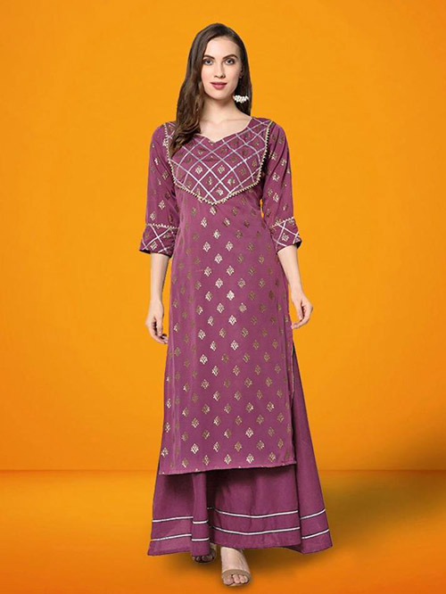 DESIGNER INDIAN SALWAR KAMEEZ - BT-SK-R-30375