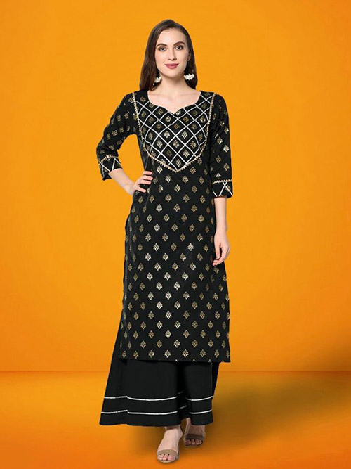 DESIGNER INDIAN SALWAR KAMEEZ - BT-SK-R-30376