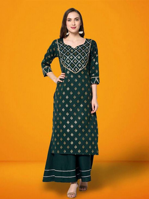 DESIGNER INDIAN SALWAR KAMEEZ - BT-SK-R-30378