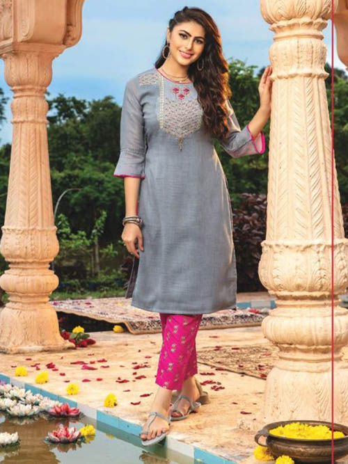 DESIGNER INDIAN SALWAR KAMEEZ - BT-SK-R-30383-XL