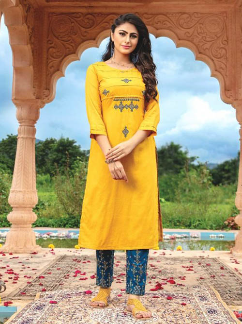 DESIGNER INDIAN SALWAR KAMEEZ - BT-SK-R-30385-XL
