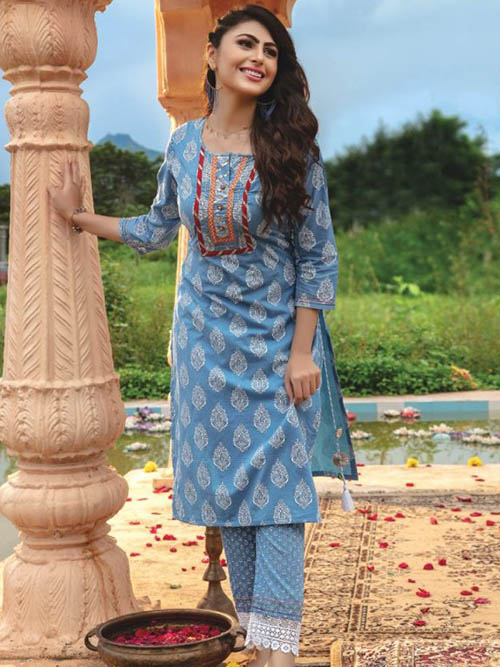 DESIGNER INDIAN SALWAR KAMEEZ - BT-SK-R-30386