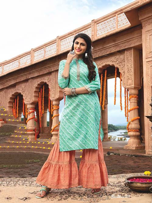 DESIGNER INDIAN SALWAR KAMEEZ - BT-SK-R-30392