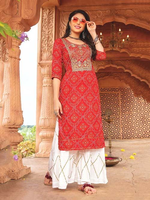 DESIGNER INDIAN SALWAR KAMEEZ - BT-SK-R-30393