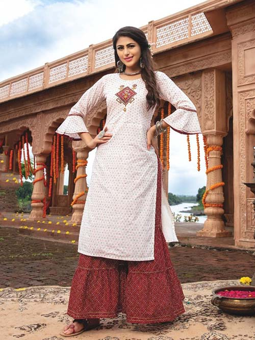 DESIGNER INDIAN SALWAR KAMEEZ - BT-SK-R-30395