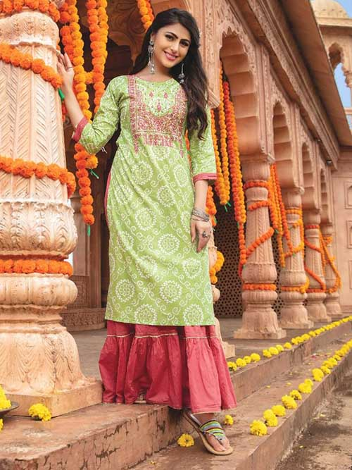 DESIGNER INDIAN SALWAR KAMEEZ - BT-SK-R-30396