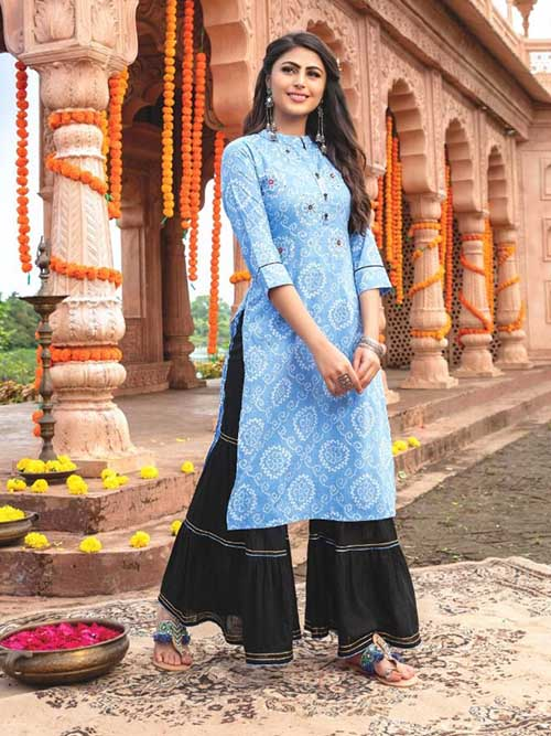 DESIGNER INDIAN SALWAR KAMEEZ - BT-SK-R-30398