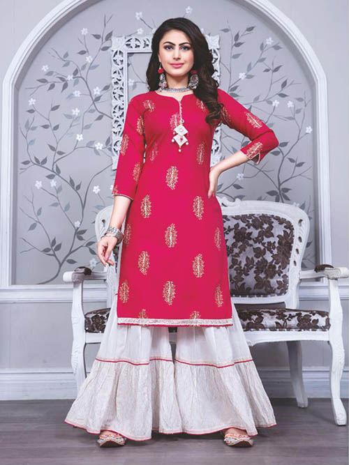 DESIGNER INDIAN SALWAR KAMEEZ - BT-SK-R-30401