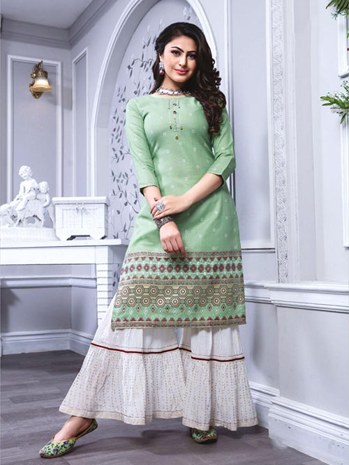 DESIGNER INDIAN SALWAR KAMEEZ - BT-SK-R-30402