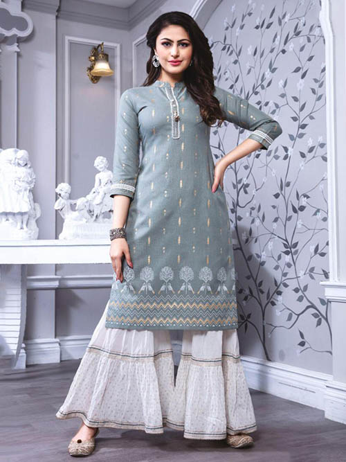 DESIGNER INDIAN SALWAR KAMEEZ - BT-SK-R-30404