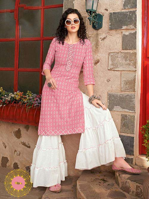DESIGNER INDIAN SALWAR KAMEEZ - BT-SK-R-30411