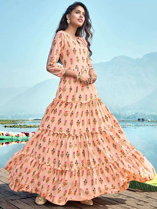 DESIGNER INDIAN SALWAR KAMEEZ - BT-SK-R-30425
