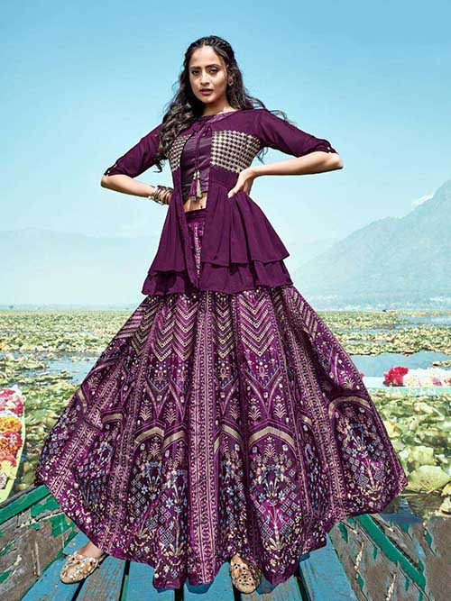 DESIGNER INDIAN SALWAR KAMEEZ - BT-SK-R-30426