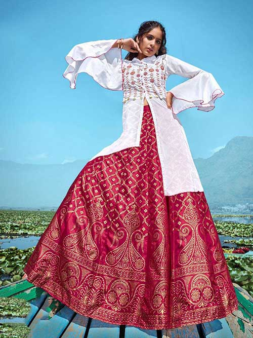DESIGNER INDIAN SALWAR KAMEEZ - BT-SK-R-30427