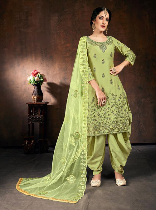 DESIGNER INDIAN SALWAR KAMEEZ - BT-SK-R-30512-3XL