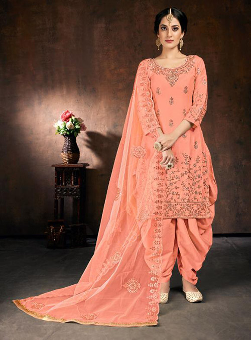 DESIGNER INDIAN SALWAR KAMEEZ - BT-SK-R-30513-3XL