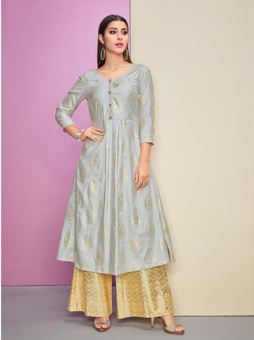DESIGNER INDIAN SALWAR KAMEEZ - BT-SK-R-30105