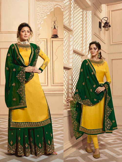 DESIGNER INDIAN SALWAR KAMEEZ - BT-SK-R-30112