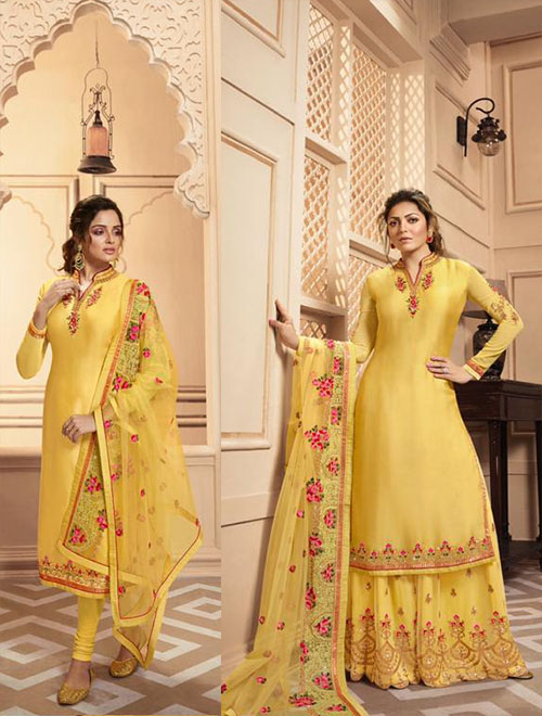 DESIGNER INDIAN SALWAR KAMEEZ - BT-SK-R-30115