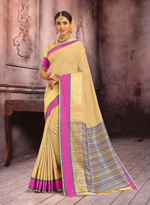 PARTY WEAR INDIAN SILK SAREE - BT-SR5317