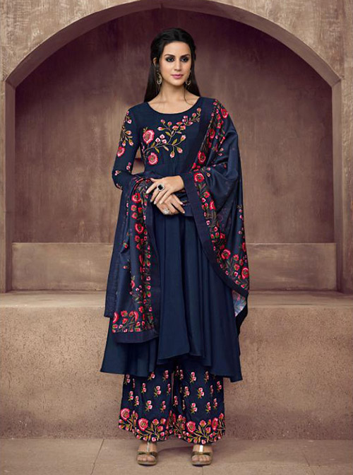 DESIGNER INDIAN SALWAR KAMEEZ - BT-SK-R-30071