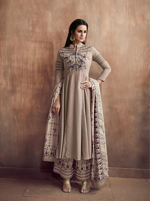 DESIGNER INDIAN SALWAR KAMEEZ - BT-SK-R-30075