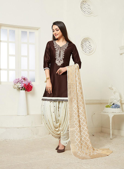 DESIGNER INDIAN SALWAR KAMEEZ - BT-SK-R-30031