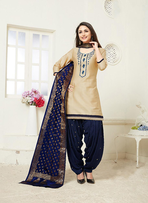 DESIGNER INDIAN SALWAR KAMEEZ - BT-SK-R-30033
