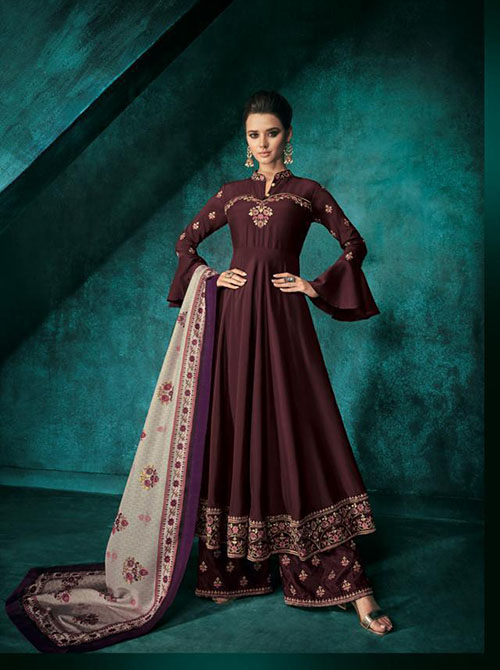 DESIGNER INDIAN SALWAR KAMEEZ - BT-SK-R-30081