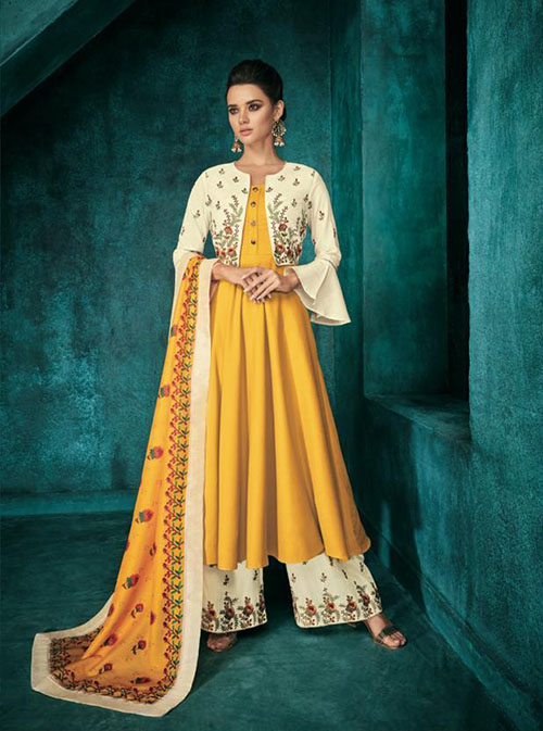 DESIGNER INDIAN SALWAR KAMEEZ - BT-SK-R-30083