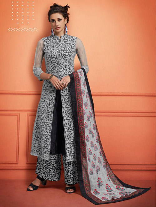 DESIGNER INDIAN SALWAR KAMEEZ - BT-SK-R-30096