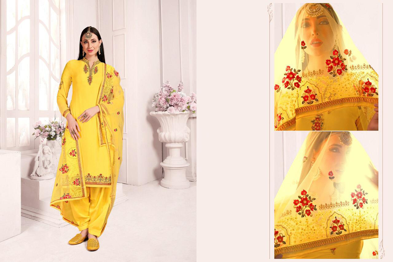 DESIGNER INDIAN SALWAR KAMEEZ - BT-SK-R-30281 - $89.99