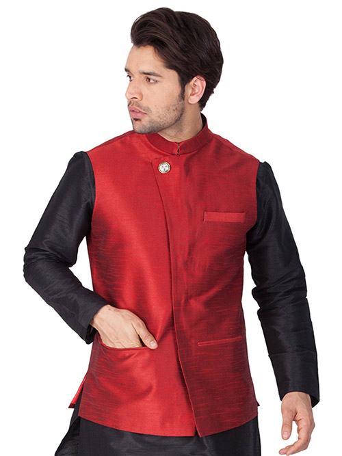 DESIGNER INDIAN JACKET-600012-M