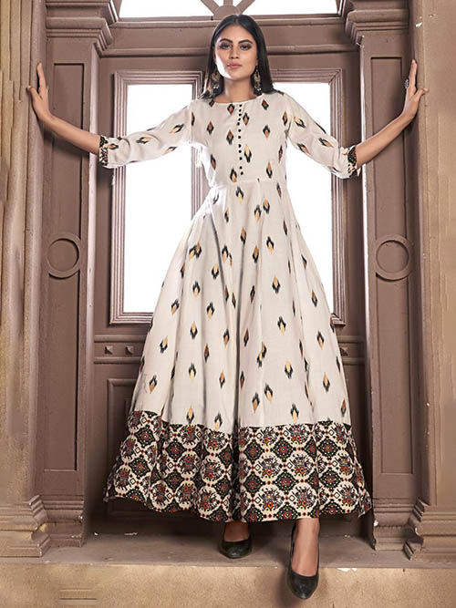 DESIGNER INDIAN SALWAR KAMEEZ - BT-SK-R-30433-L