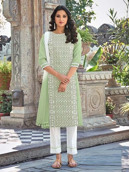 DESIGNER INDIAN SALWAR KAMEEZ - BT-SK-R-30823-5XL