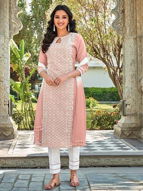 DESIGNER INDIAN SALWAR KAMEEZ - BT-SK-R-30825-5XL
